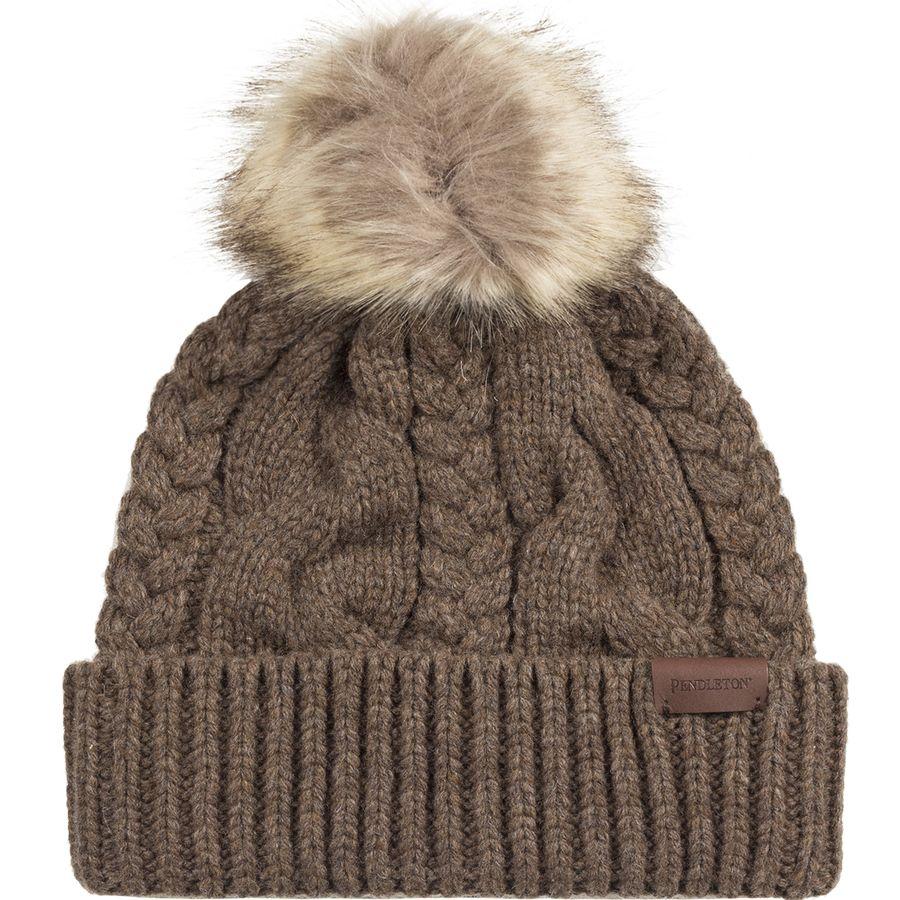 Pendelton Cable Hat