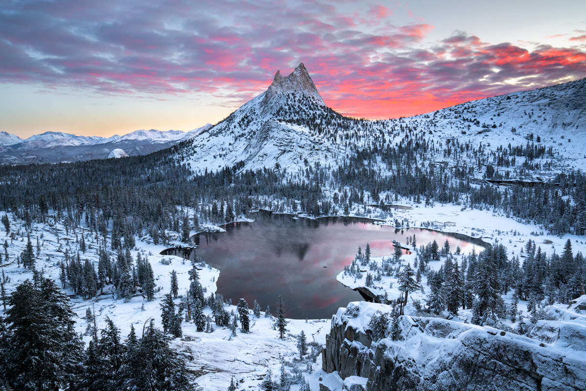 The Ultimate Guide to Exploring Yosemite National Park - Cathedral Lakes