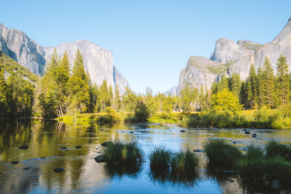 The Ultimate Guide to Exploring Yosemite National Park - Valley View