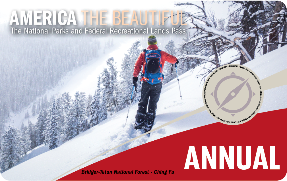 America the Beautiful Pass - How To Get an Annual National Parks Pass