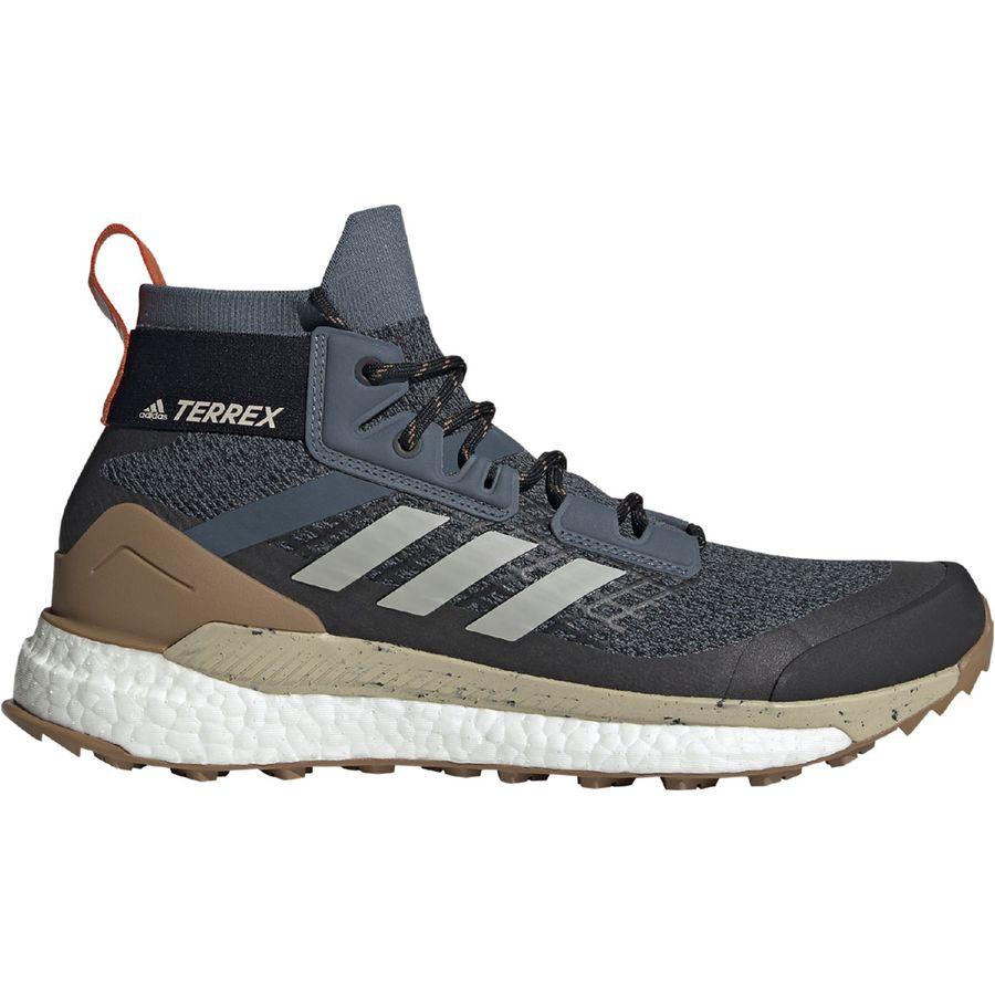 Best Hiking Boots for Men 2020 - Adidas Terrex Free Hiker Boot - Renee Roaming