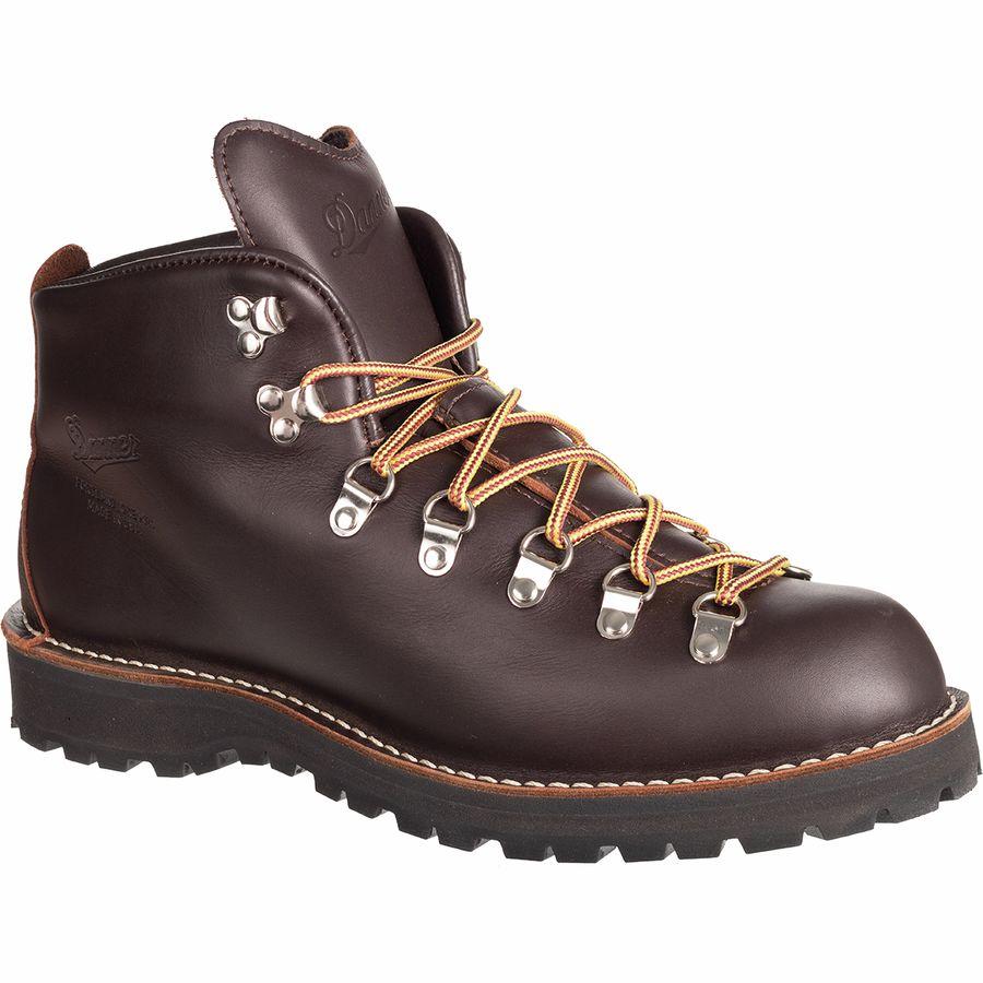Best Hiking Boots for Men 2020 - Danner Mountain Light Hiking Boot Renee Roaming