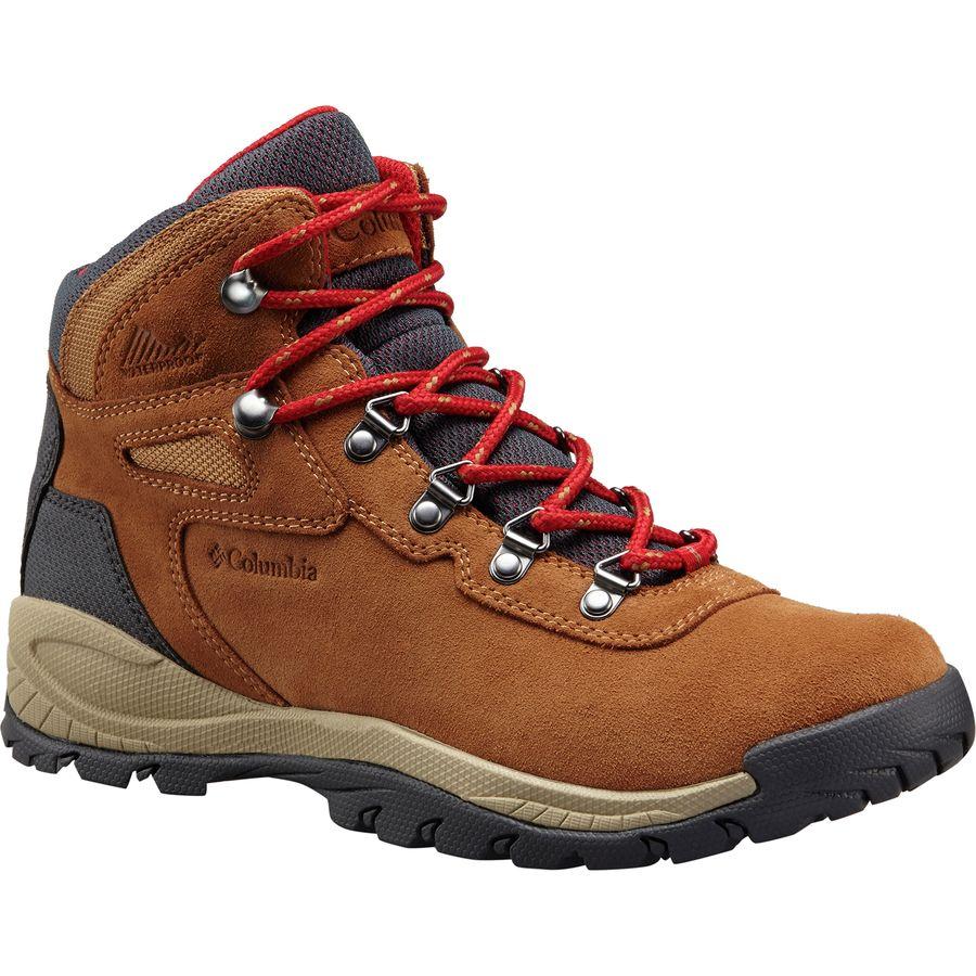 Best Hiking Boots for Women 2020 - Columbia Newton Ridge Amped Waterproof Hiking Boots Renee Roaming