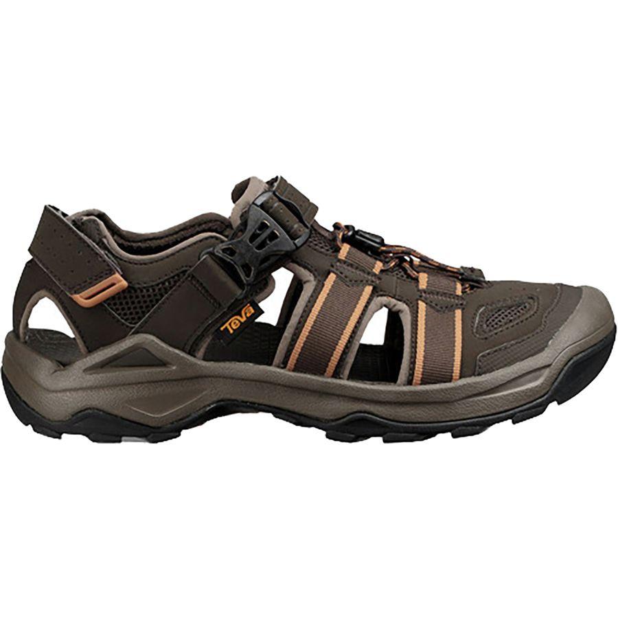 Best Hiking Sandals and Water Shoes for Men 2020 - Teva Omnium 2 Water Shoe - Renee Roaming