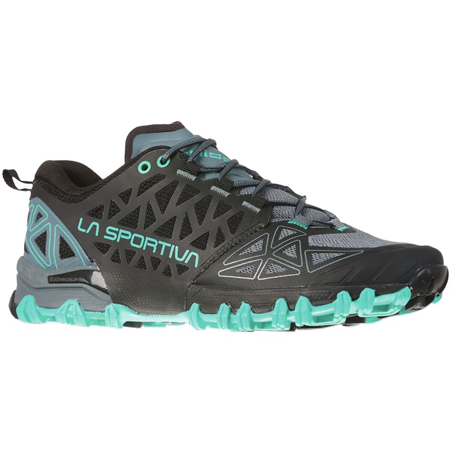 Best Hiking Trail Runners for Women 2020 - La Sportiva Bushido II Trail Running Shoe - Renee Roaming