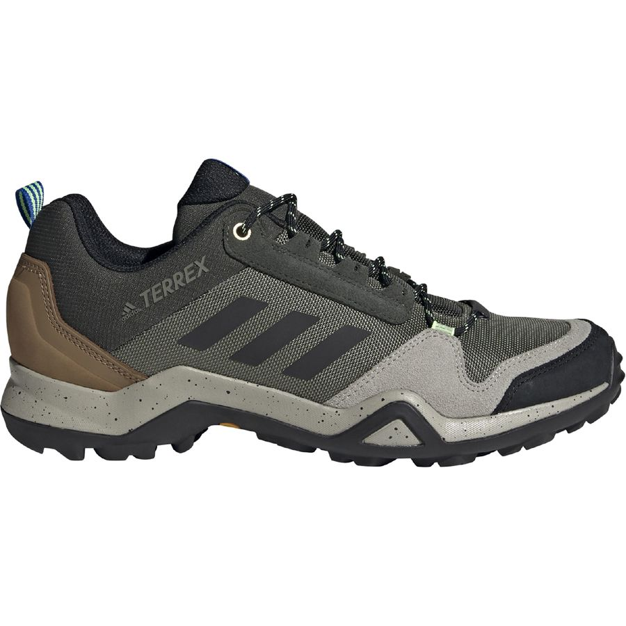 Best Low Ankle Hiking Shoes for Men 2020 - Adidas Terrex - Renee Roaming