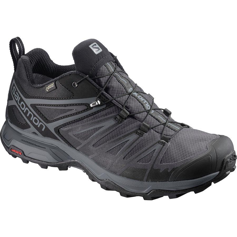 Best Low Ankle Hiking Shoes for Men 2020 - Salomon GTX - Renee Roaming