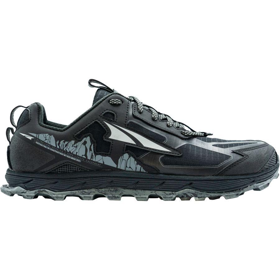 Best Winter Hiking Boots for Men 2020 - Altra Lone Peak 4.5 Trail Running Shoe - Renee Roaming