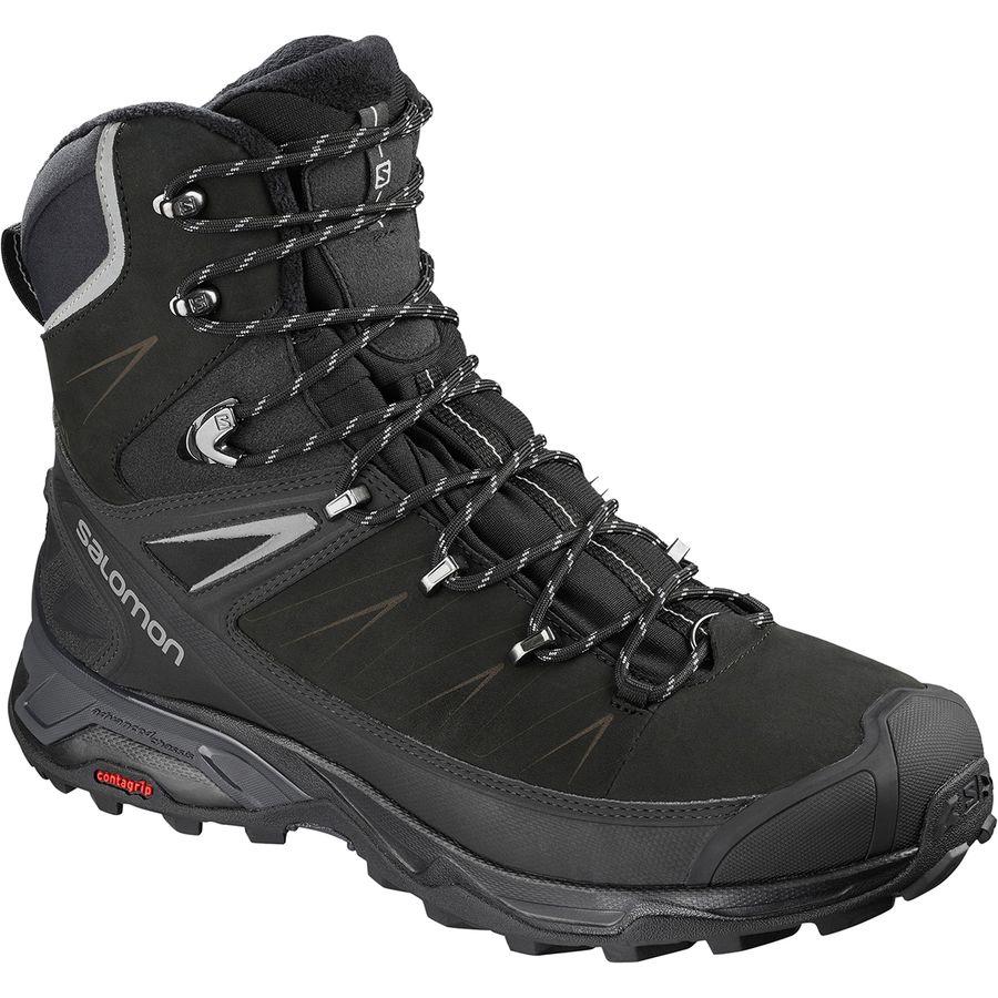 Best Winter Hiking Boots for Men 2020 - Salomon X Ultra Winter CS WP Boot - Renee Roaming