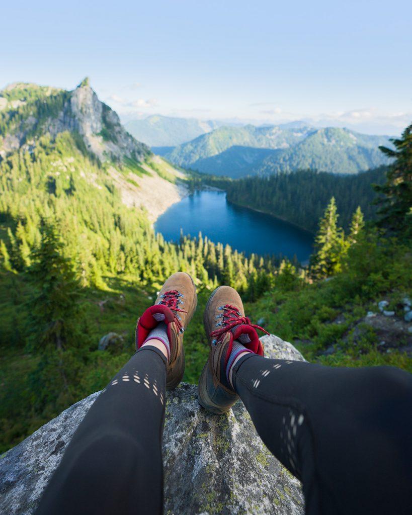 The Best Hiking Shoes for Women - Renee Roaming Hiking Boots Columbia Newton Ridge