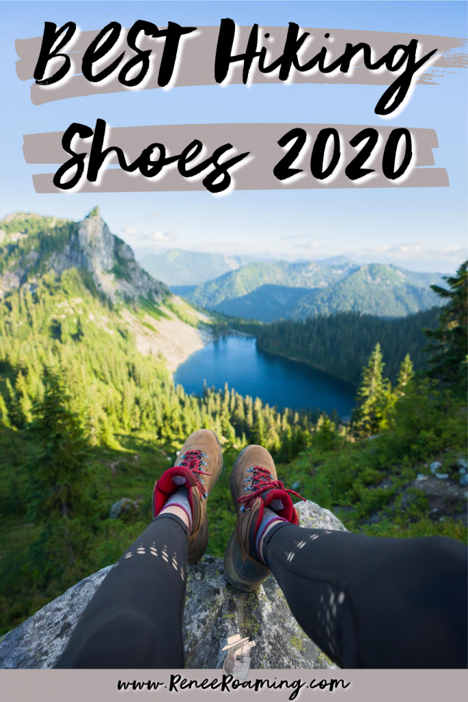 The Best Hiking Shoes for Women and Men 2020 - Renee Roaming
