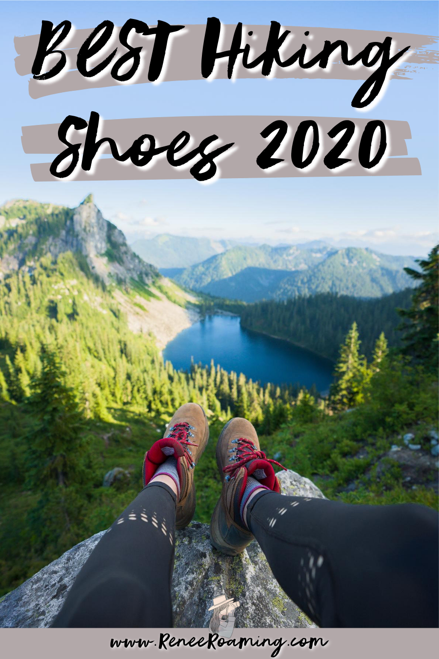 The Best Hiking Shoes for Women and Men in 2021