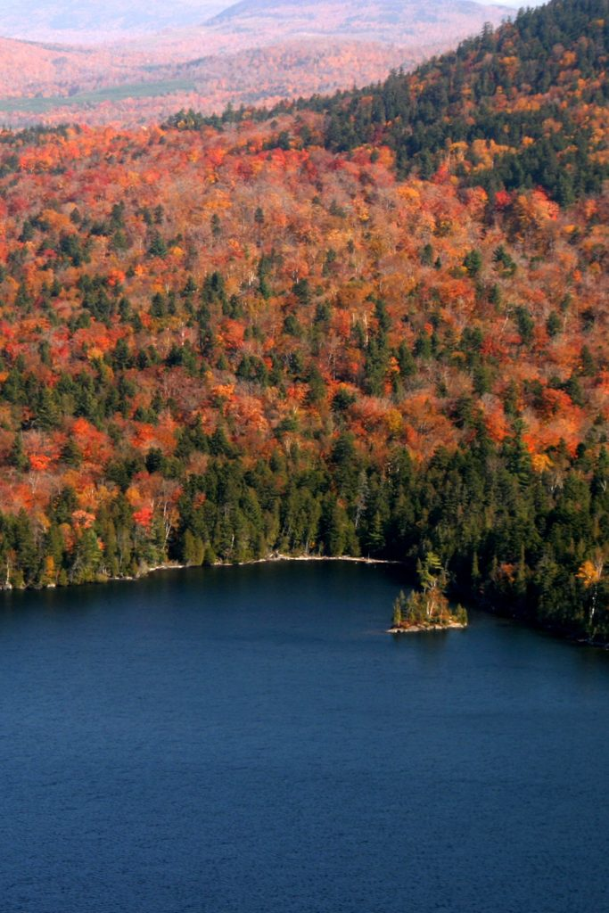 12 Best National Parks To Visit In The Fall - Acadia National Park Aerial