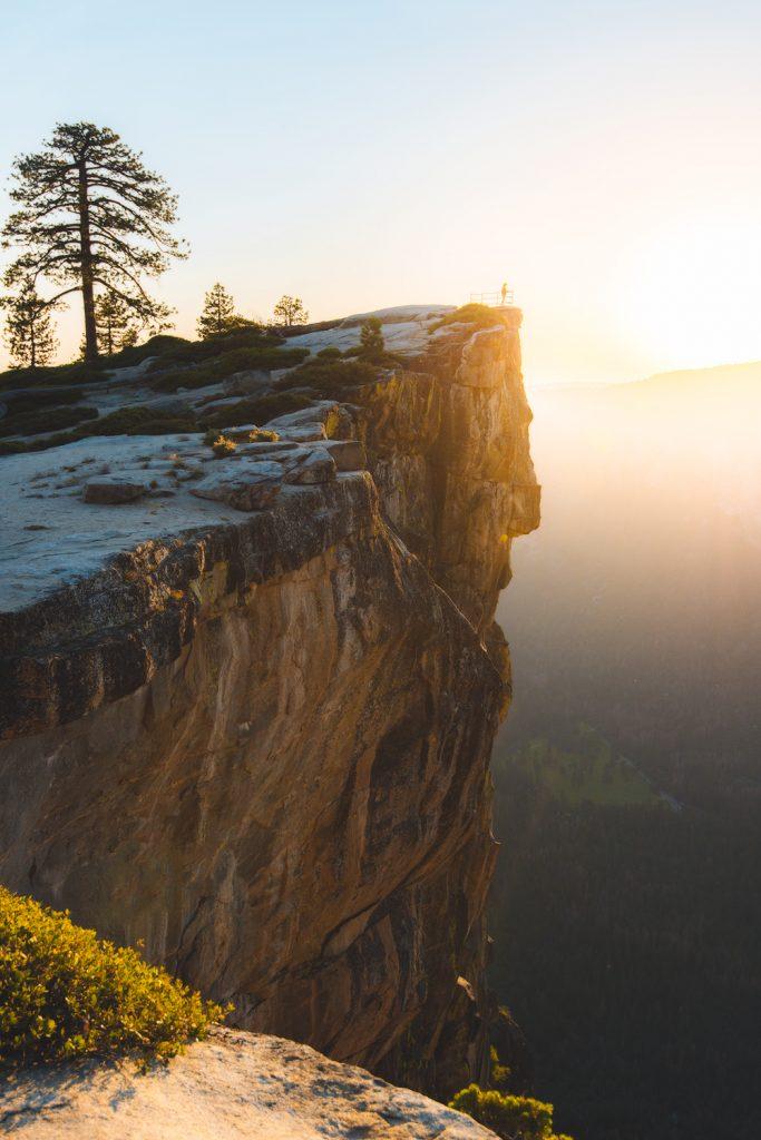 Yosemite Taft Point