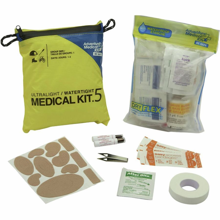 Backcountry medical kit