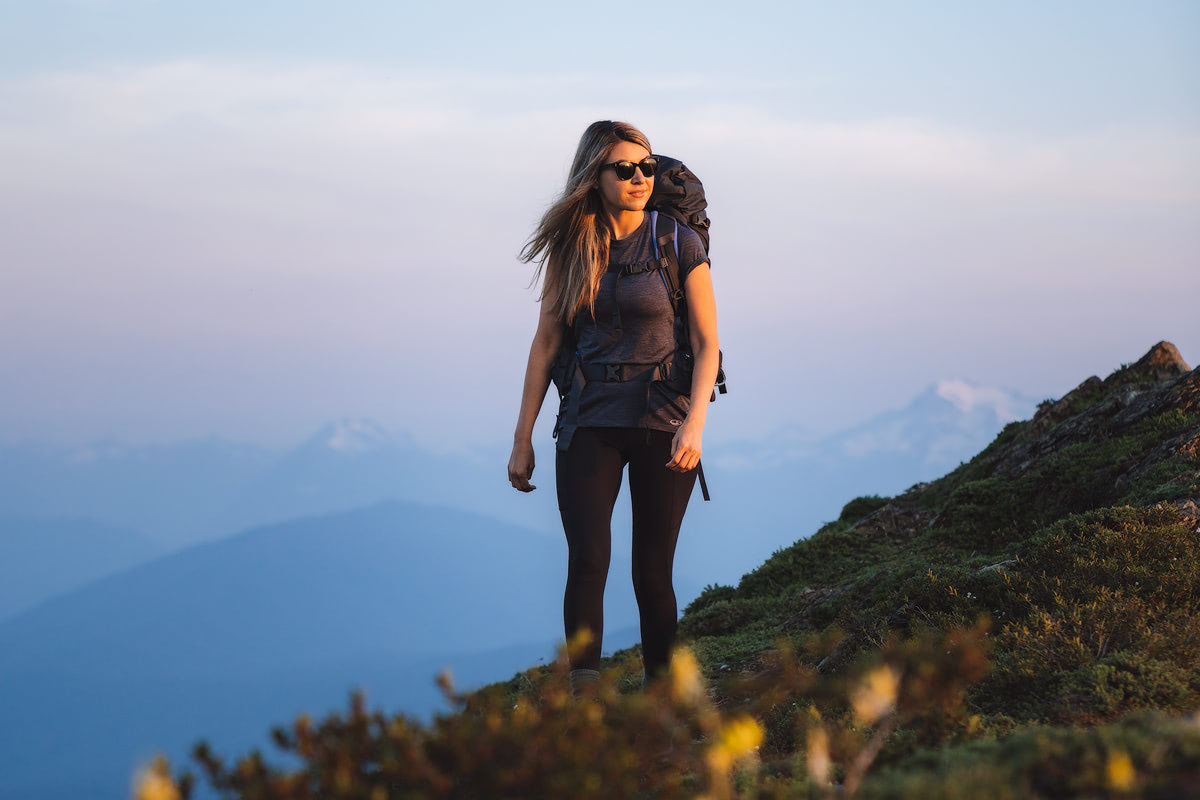 First Time Solo Backpacking as a Woman - Backpacking Tips for Women - Hiking Alone