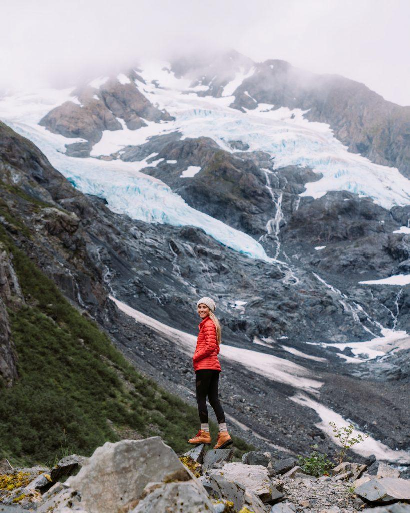 Byron Glacier Chugach State Park Girdwood