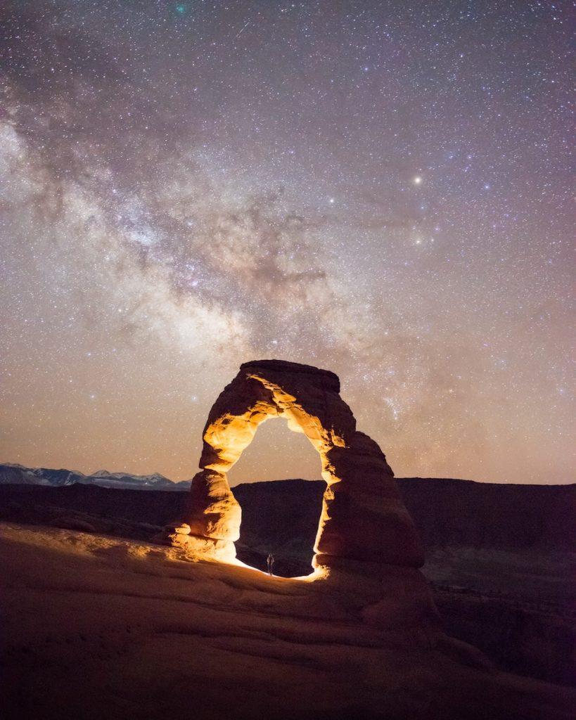 Arches Park Delicate Arch