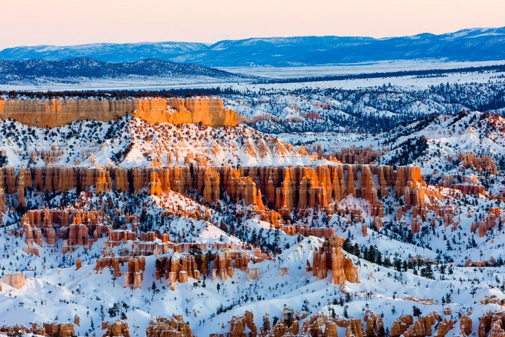 12 Best National Parks to Visit in Winter - Bryce Canyon National Park