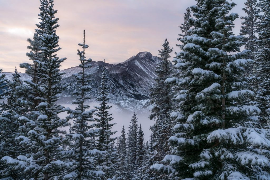12 Best National Parks to Visit in Winter - Rocky Mountain National Park