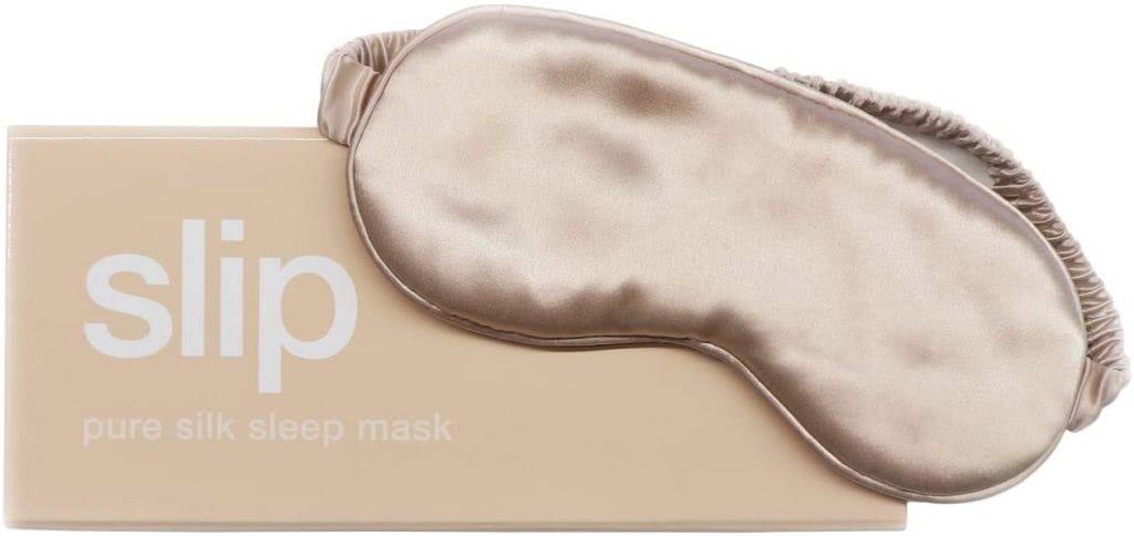 Best gifts for Travel Lovers 2020 - Slip eye mask
