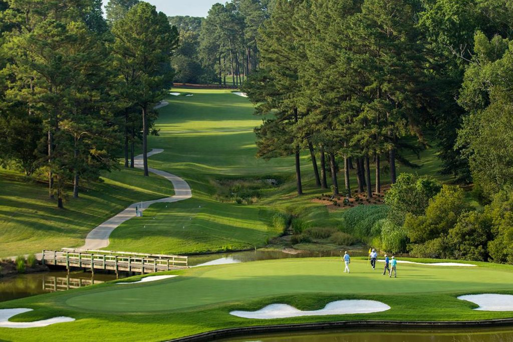 Williamsburg Virginia Guide and Itinerary - Golf Williamsburg