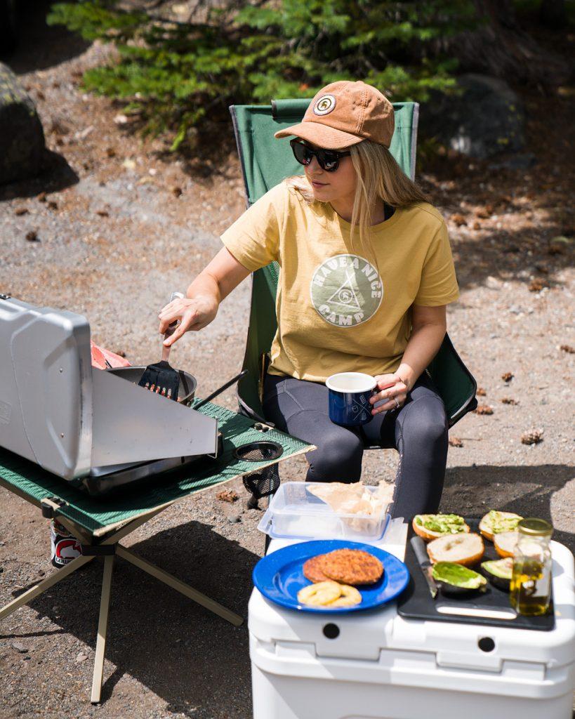 Car Camping Essentials List - Camp Kitchen Essentials Checklist