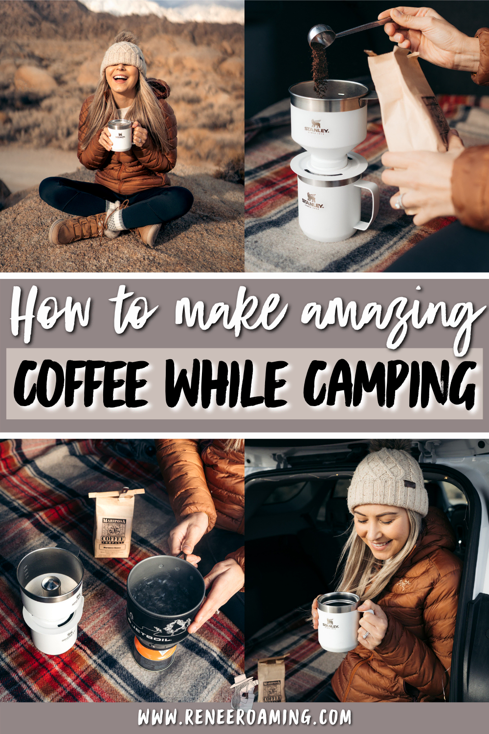How To Make Barista Worthy Coffee While Camping