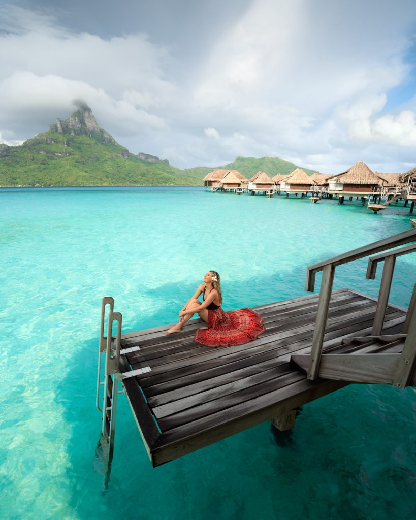 How To Plan A Trip To Tahiti and Stay In Bora Bora