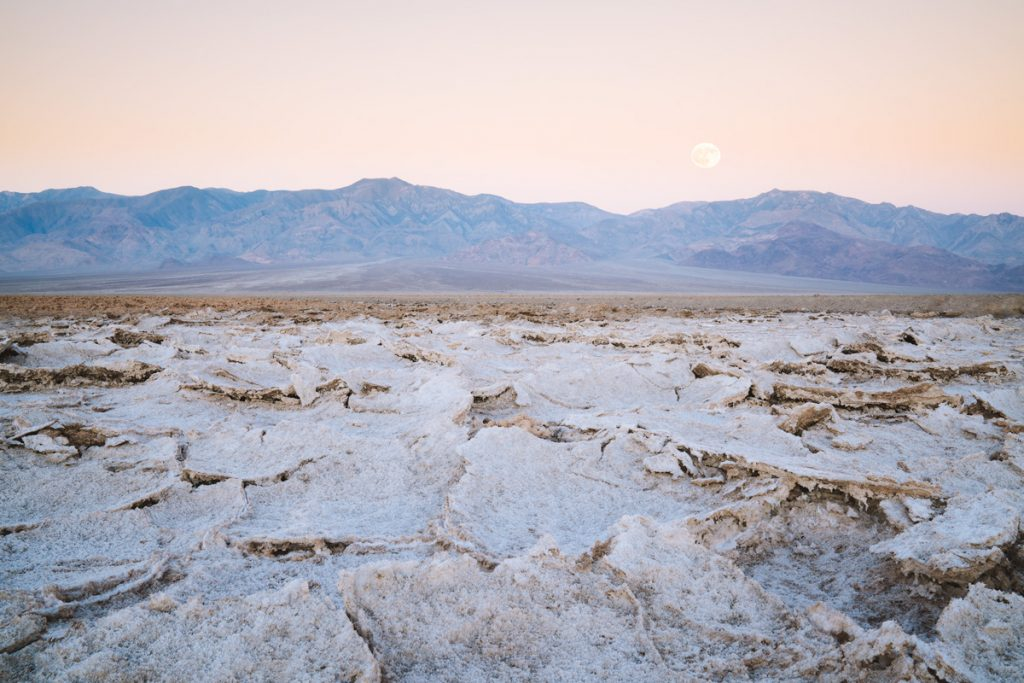 Ultimate Guide to Death Valley National Park - Badwater Basin
