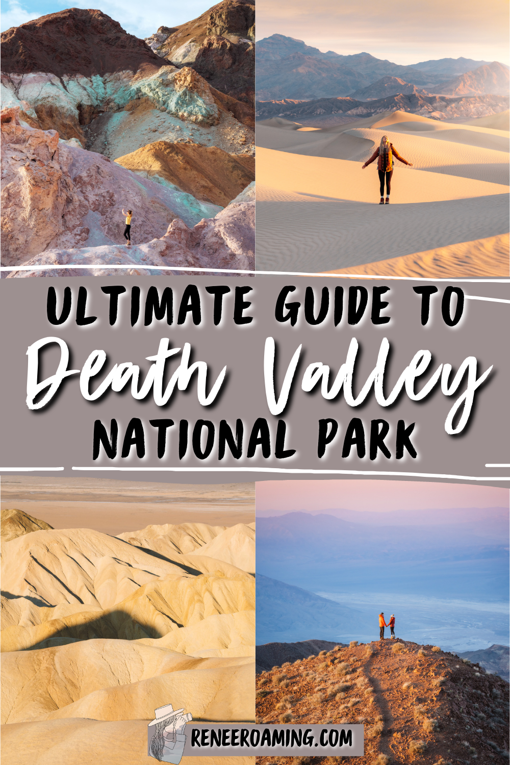 Ultimate Guide to Death Valley National Park