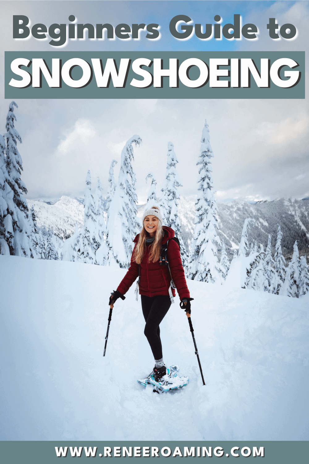 Snowshoeing Tips For Beginners: How To Snowshoe For The First Time