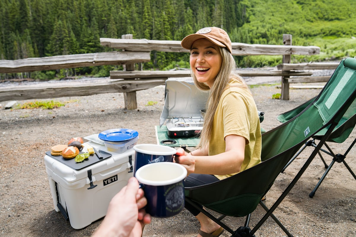 Car Camping Essentials List - Camp Kitchen Essentials