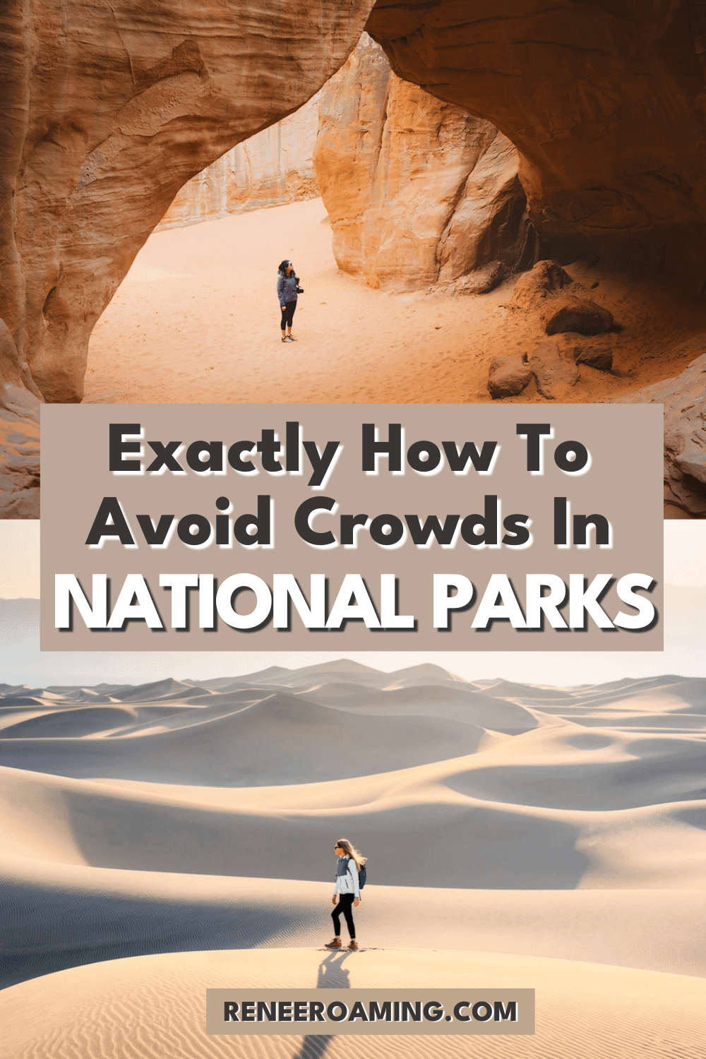 Exactly How To Avoid Crowds In National Parks