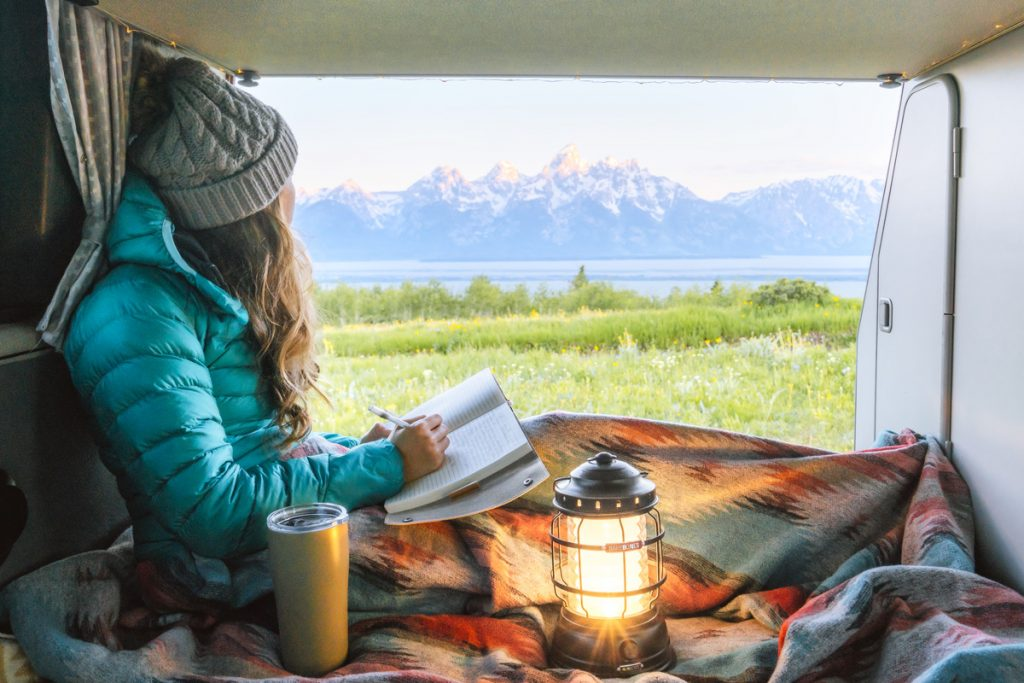How To Find Free Campsites Across The USA - Vanlife USA
