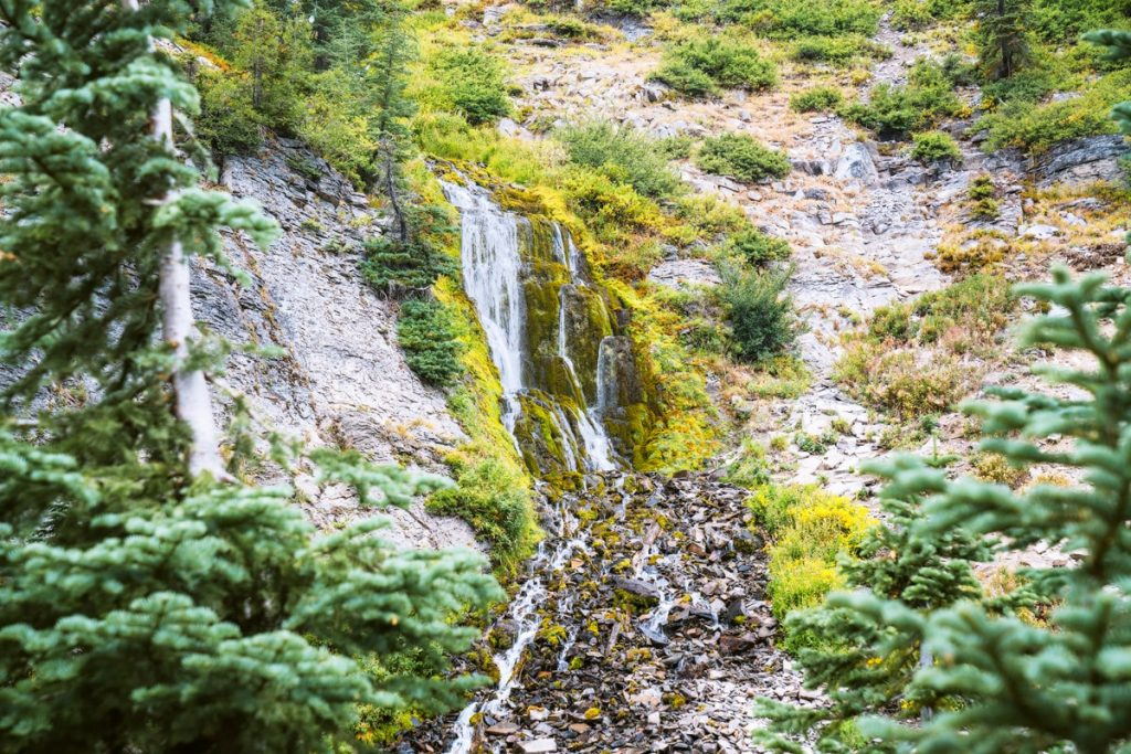 Best National Parks to Visit in Summer - Crater Lake National Park Waterfall