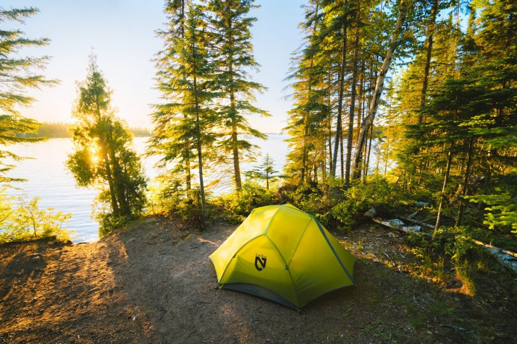 Best National Parks to Visit in Summer - Isle Royale National Park Backpacking