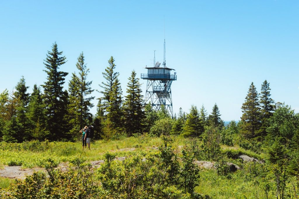 Best National Parks to Visit in Summer - Isle Royale National Park Fire Lookout