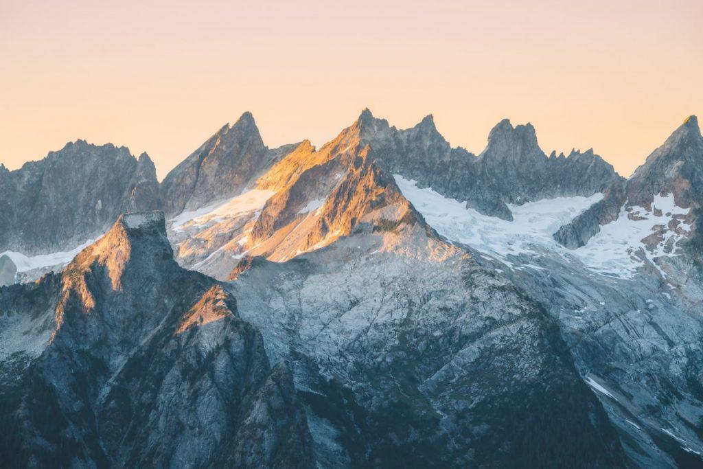 Best National Parks to Visit in Summer - North Cascades National Park