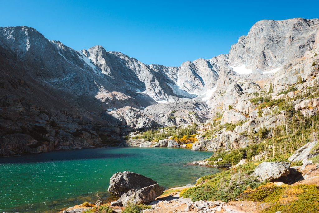 Best National Parks to Visit in Summer - Rocky Mountain National Park Sky Pond Hike