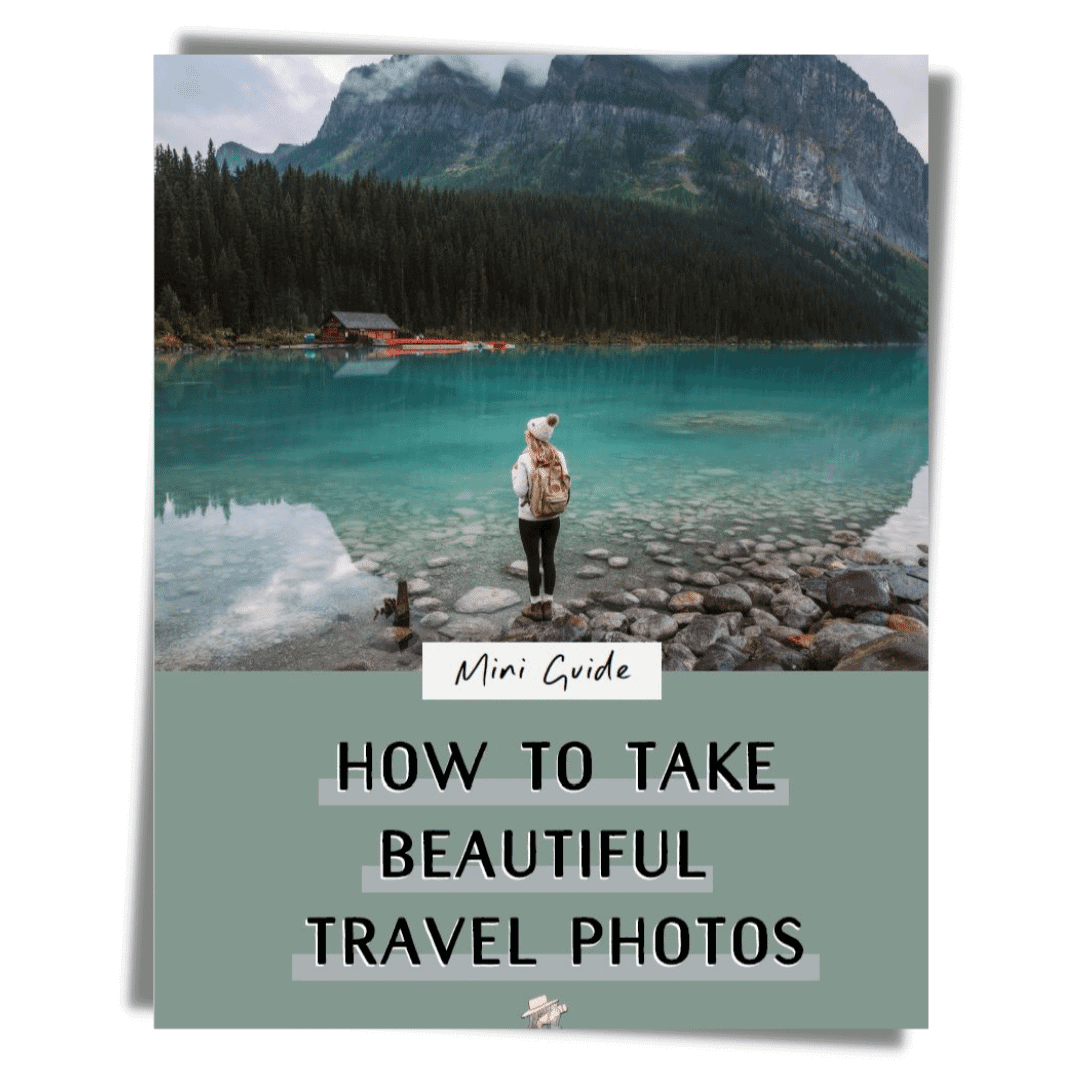How To Take Beautiful Travel Photos