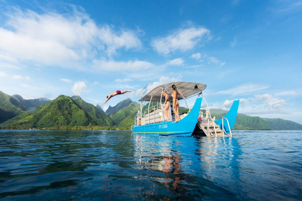 Traveling to Tahiti during the pandemic