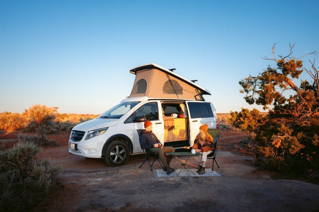 How To Find Free Utah Campsites