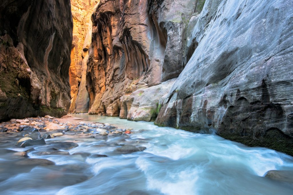 Ultimate Utah National Parks Road Trip Itinerary - Zion National Park The Narrows