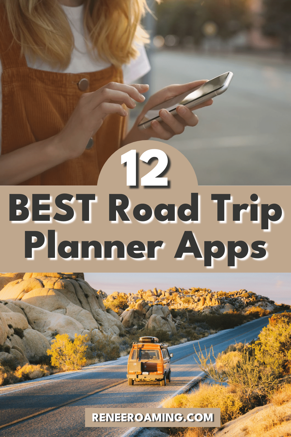 12 Best Road Trip Planner Apps to Help You Find Free Campsites, Cheap Gas, Hiking Trails, and more