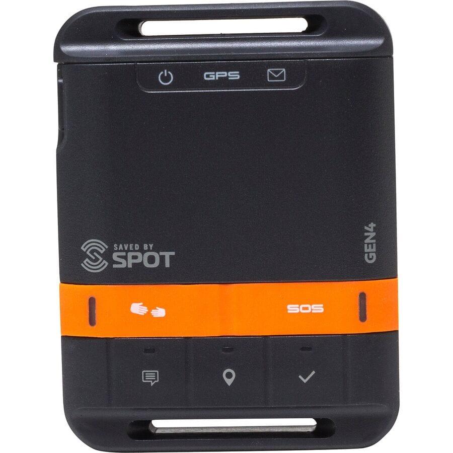 Hiking and Backpacking Emergency Device - SPOT SPOT Gen4 Satellite GPS Messenger