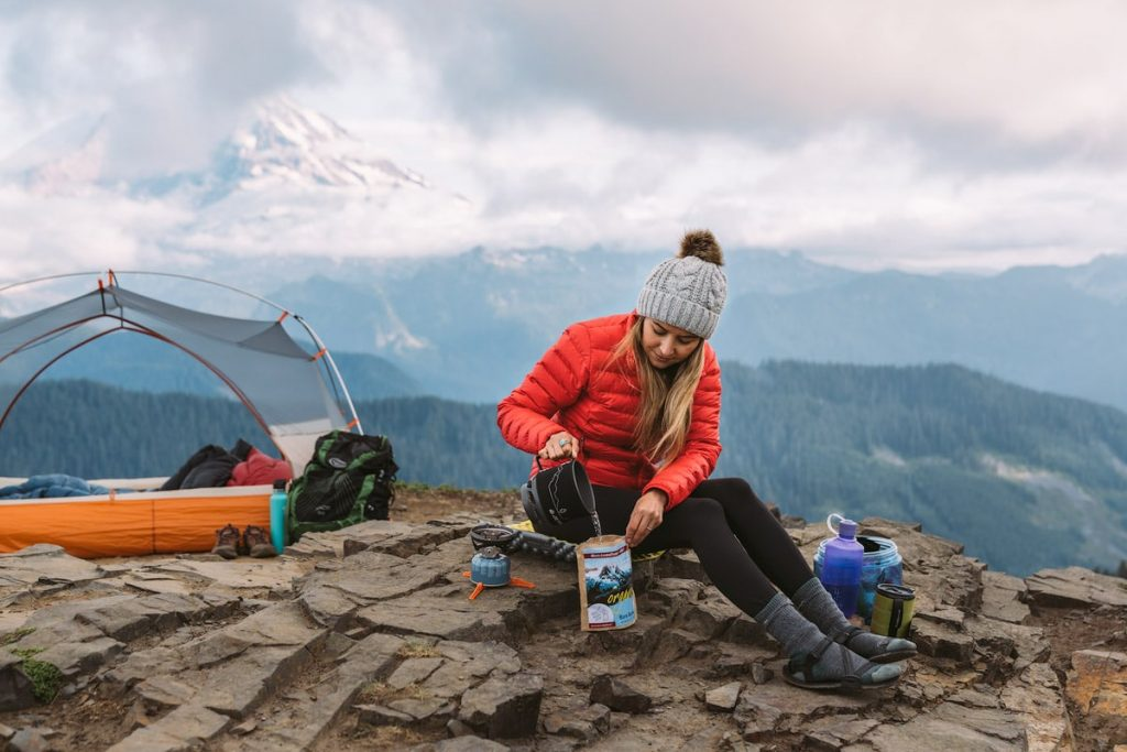 How To Prepare for Hiking and Backpacking Trips - Dehydrated Food