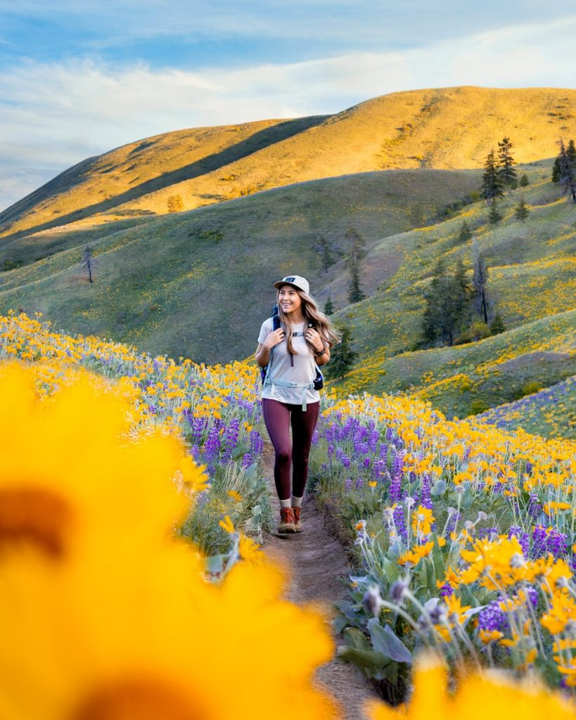 How To Prepare for Hiking and Backpacking Trips - Spring Hiking