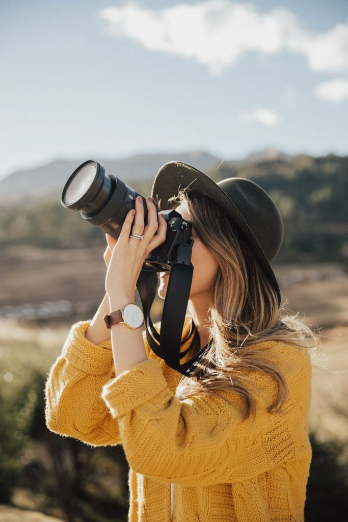 How To Take Better Travel Photos - Set Up a Good Composition