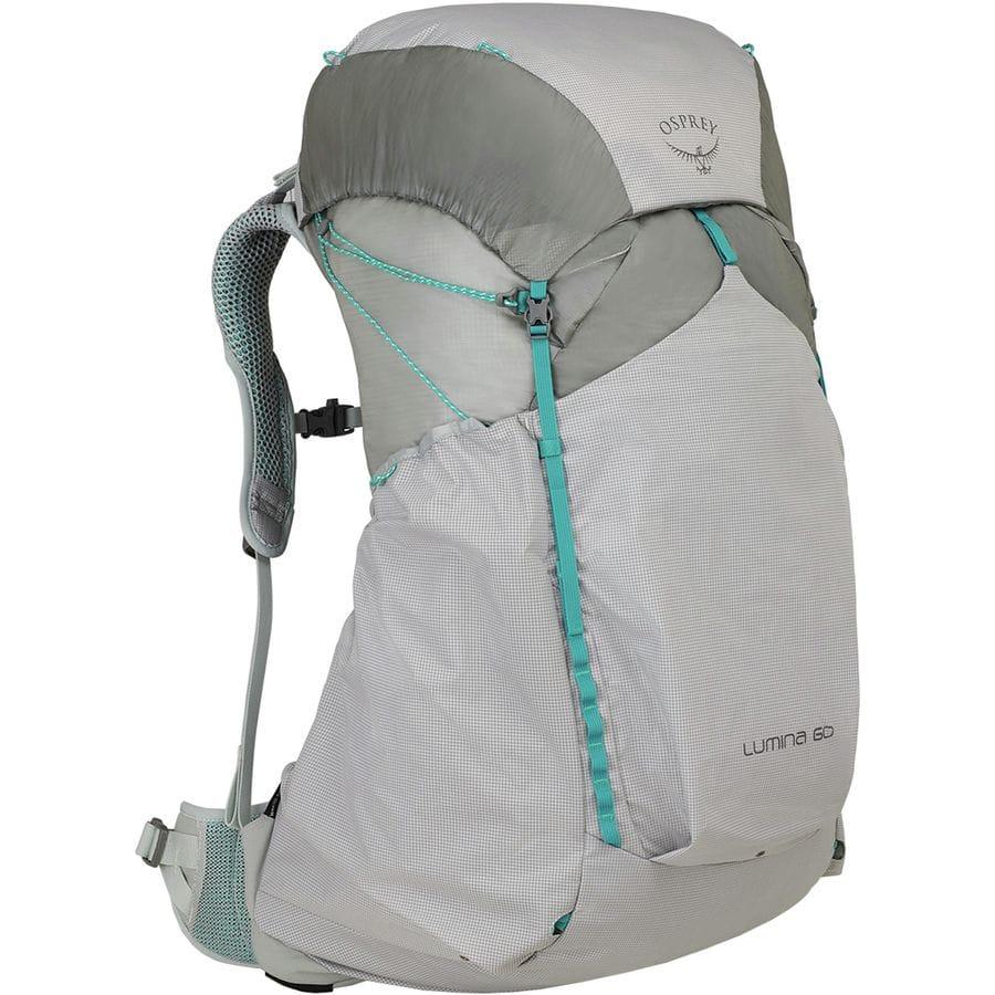 Women's Backpacking Backpack - Osprey Packs Lumina 60L Backpack